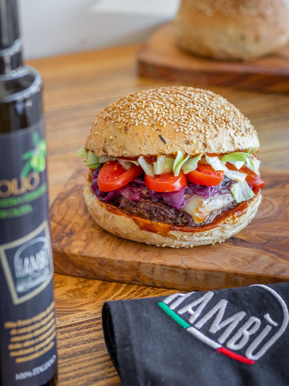 Fassona-Hamburger
